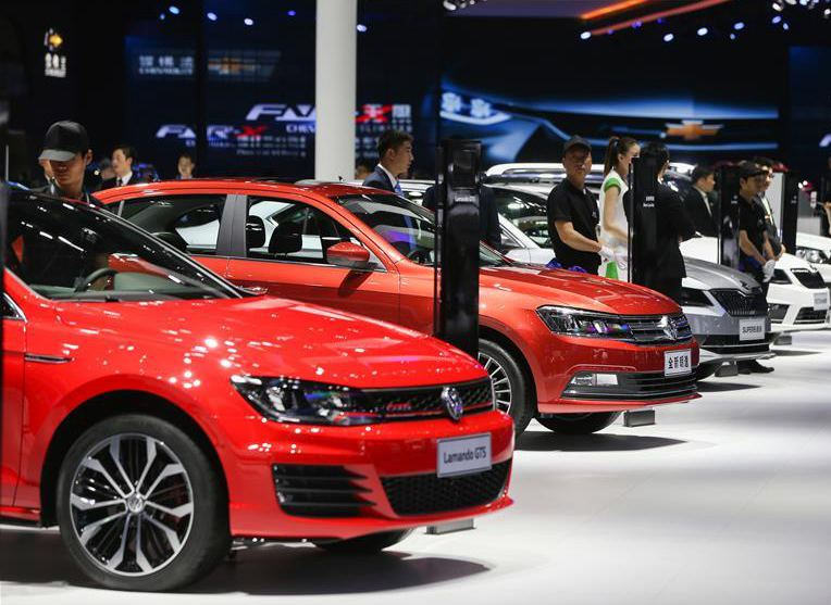 China welcomes foreign investment in auto industry: spokesperson