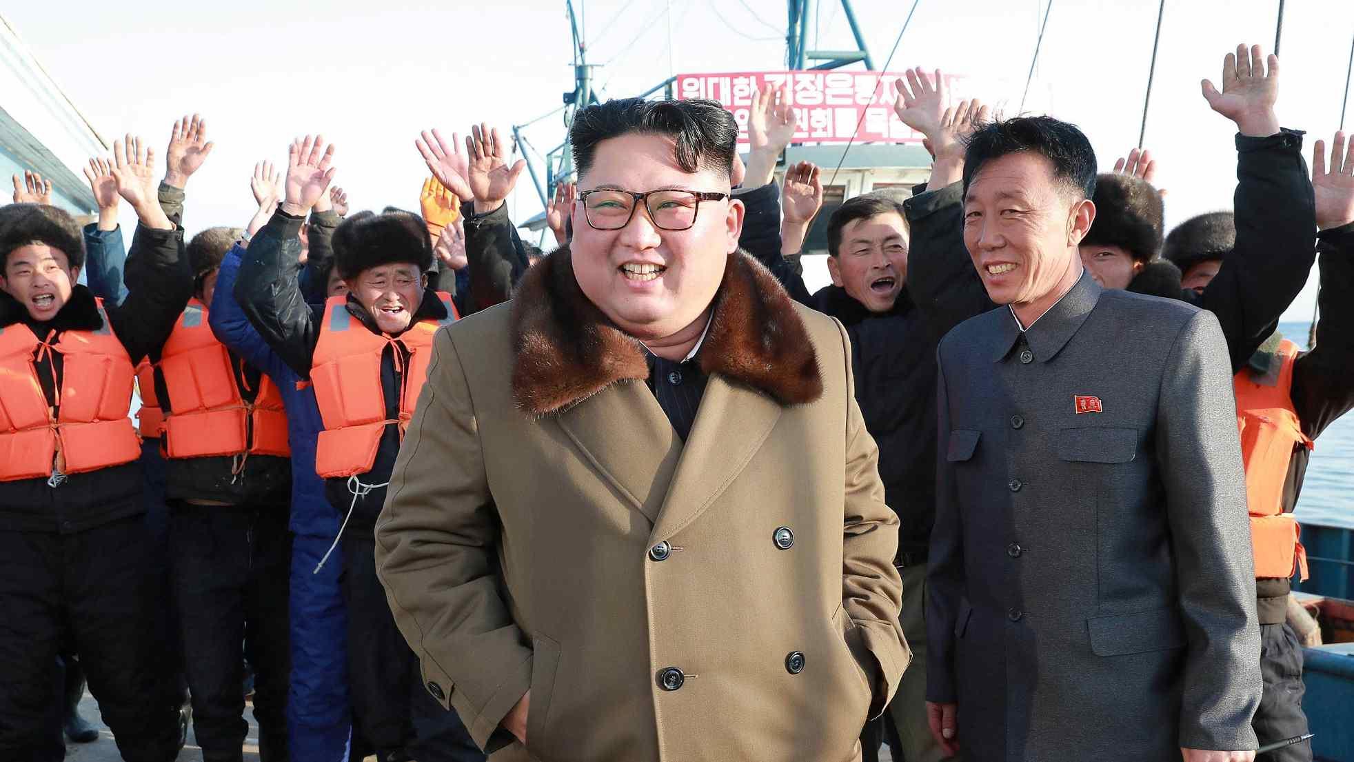 Kim Jong-un shifts gears towards the economy