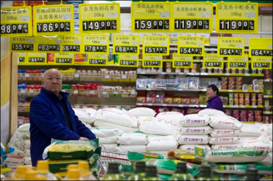 Chinese residents concerned over imports of rice produced near Fukushima disaster area
