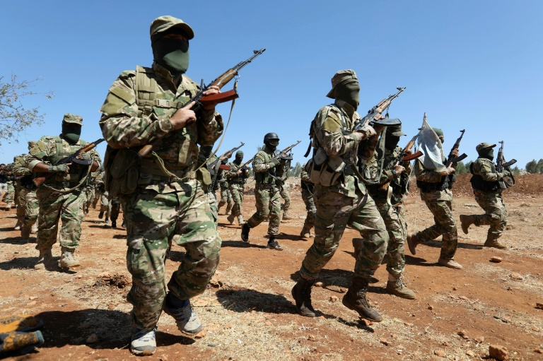 Ceasefire deal sees jihadists take over Syria's Idlib: reports