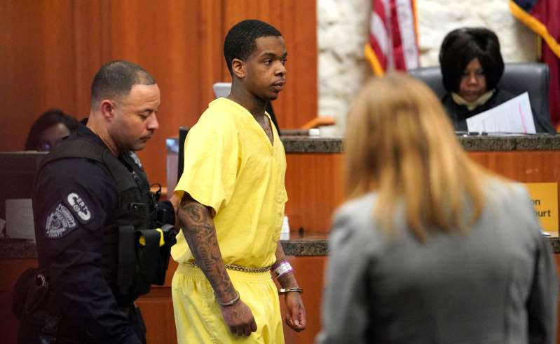 Man denies involvement in killing of Houston girl