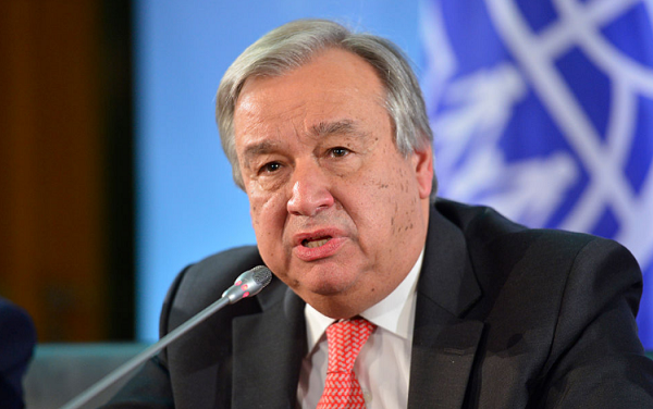 UN chief warns against violence over DR Congo vote result
