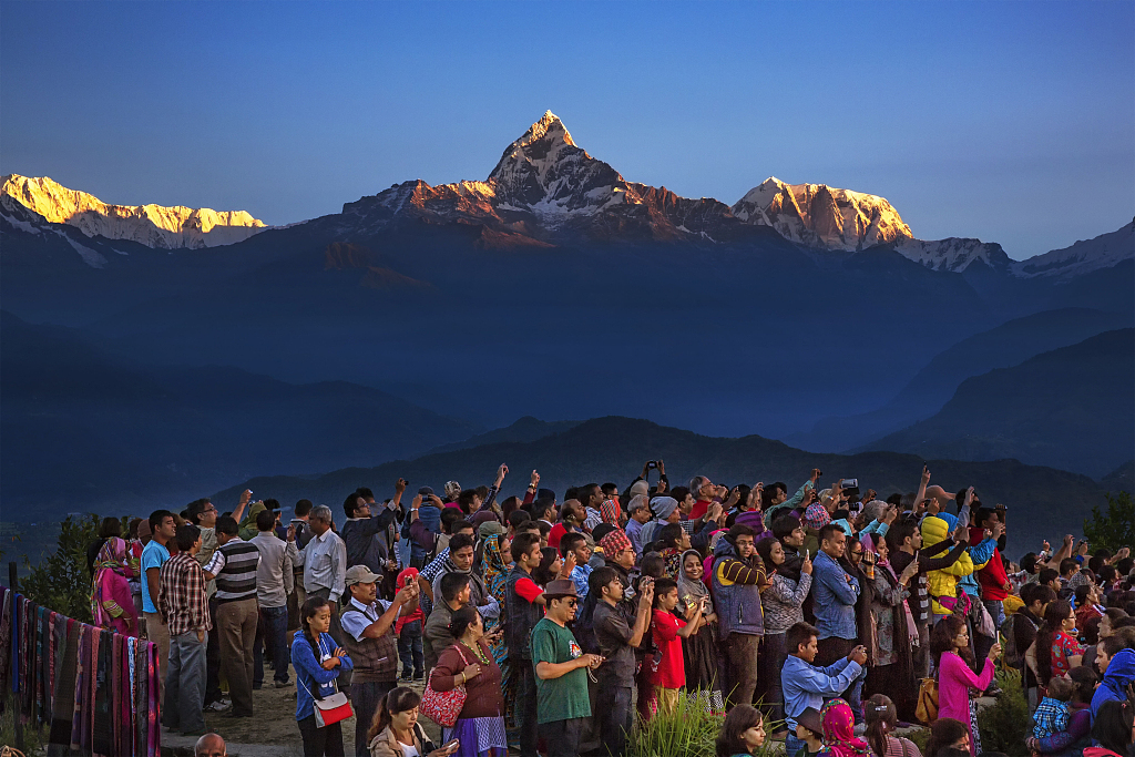 Nepal welcomes 'remarkable' number of tourists during 2018: tourism authorities