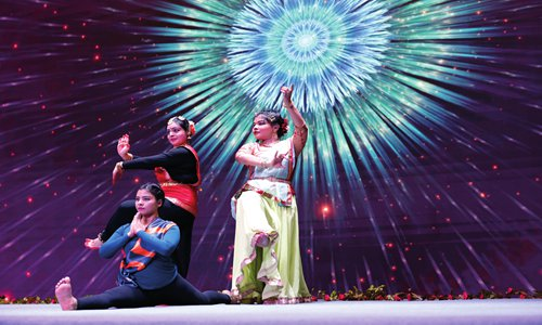 India: Embassy hosts Colors