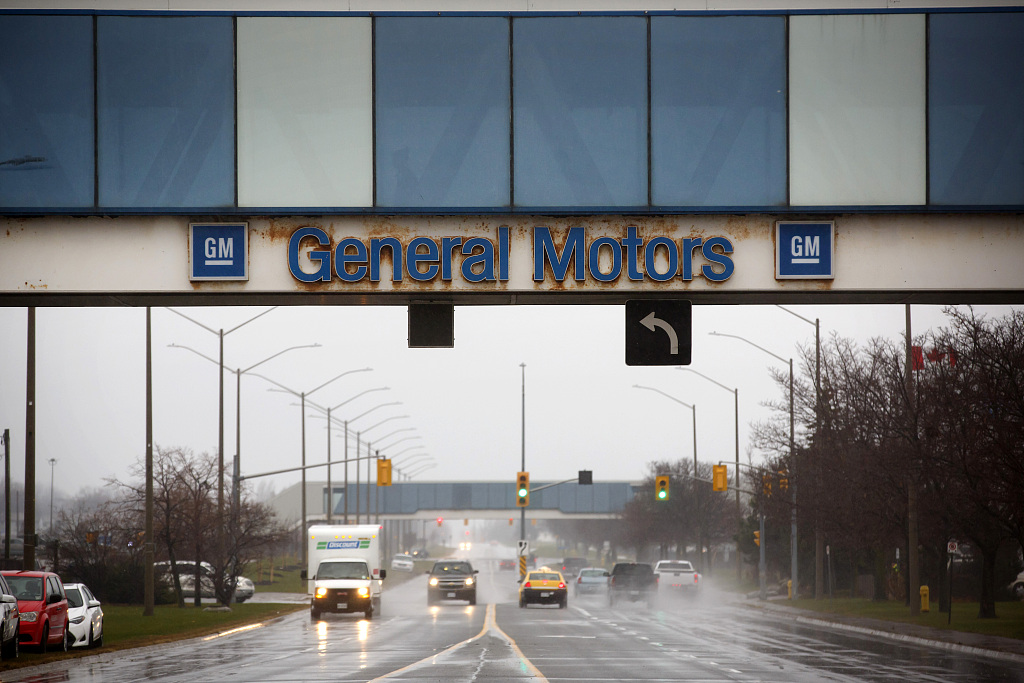 GM sees higher 2019 profits on job cuts, solid US, China sales