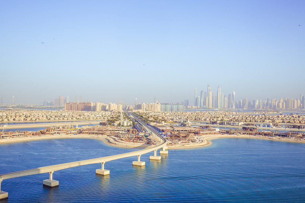 Chinese firms investing big in UAE
