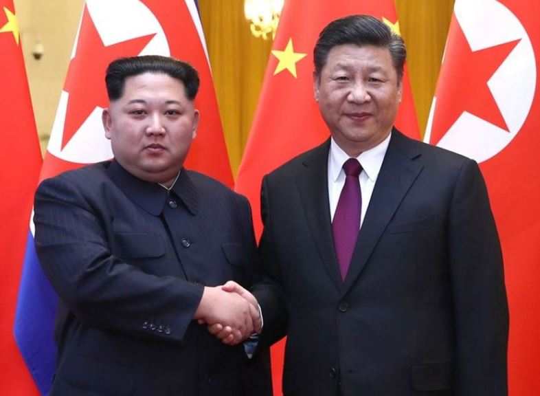 Kim's fourth China visit lays ground for summit with Trump
