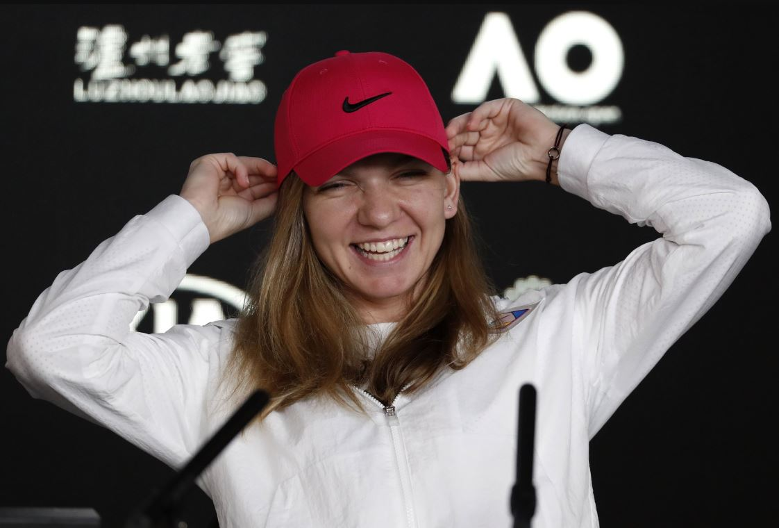 No. 1 Halep has new-found confidence ahead of Aussie Open