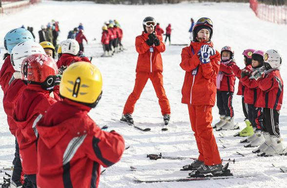 Lessons on the slopes