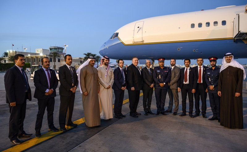 Pompeo says US diplomats' morale 'good' despite shutdown