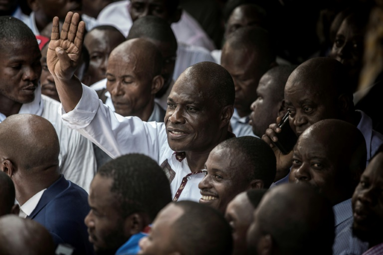 DR Congo presidential runner-up asks court to cancel result