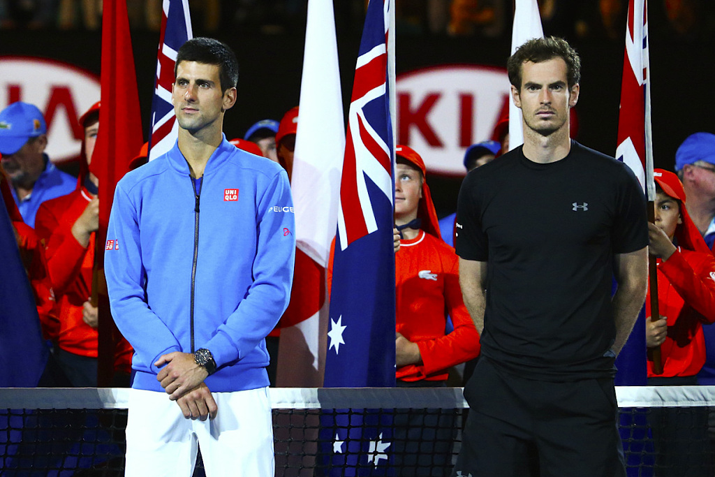 Federer 'shocked,' Djokovic 'hurt' by Murray retirement bombshell