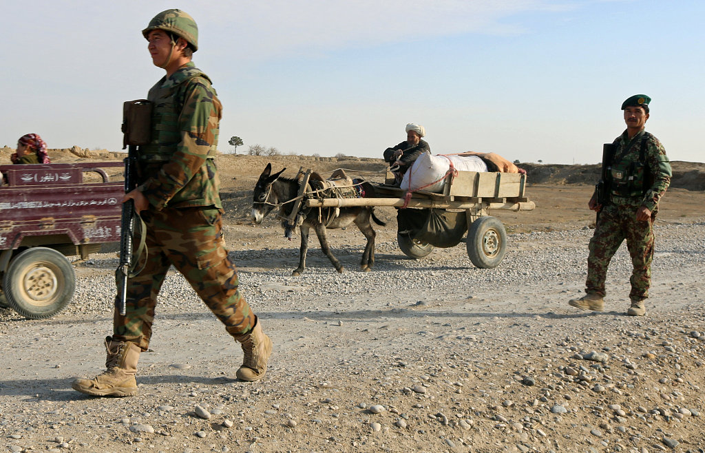 Clash leaves 16 dead including 7 security personnel in Afghanistan
