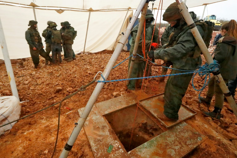 Israel says all Hezbollah cross-border tunnels found