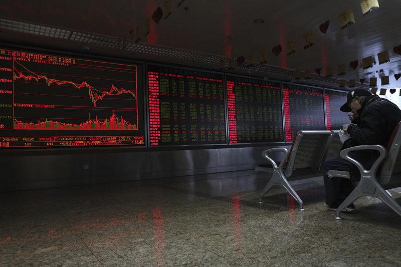 Asian markets in retreat after week-long rally