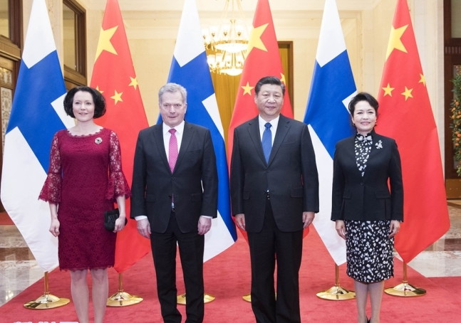China, Finland vow to write new chapter in bilateral ties