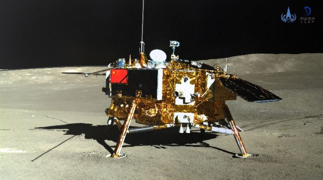 China's new lunar rover faces challenges on moon's far side