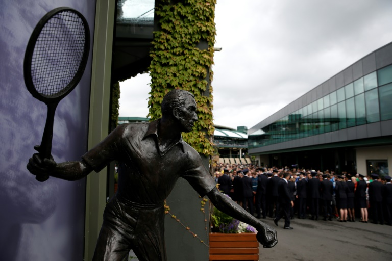 Murray likely to have statue erected - Wimbledon CEO