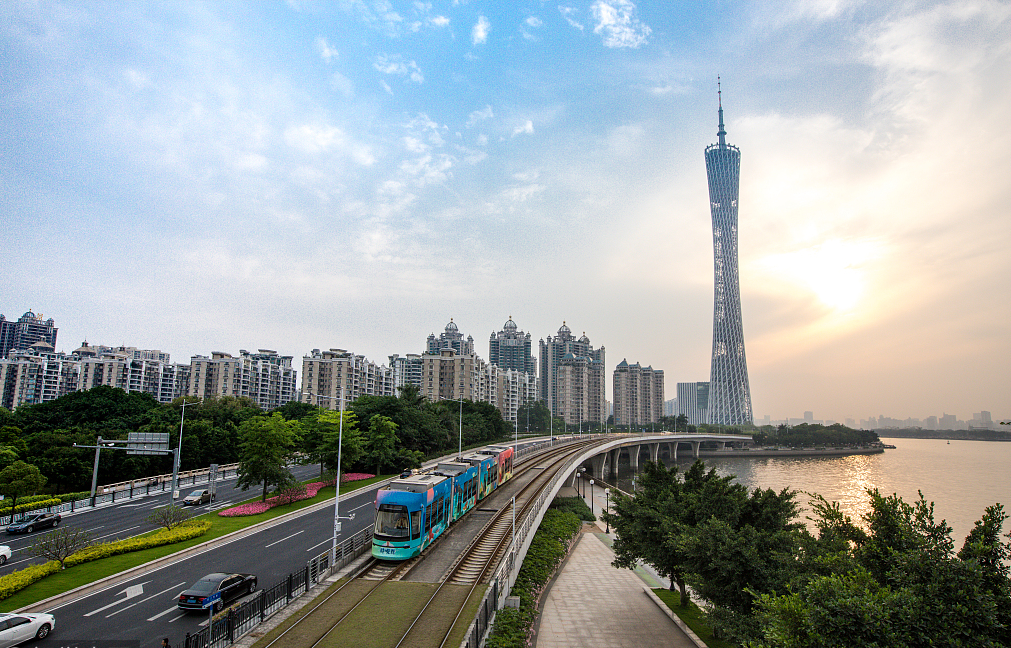 Traffic planners share bold vision for Guangzhou as transport hub