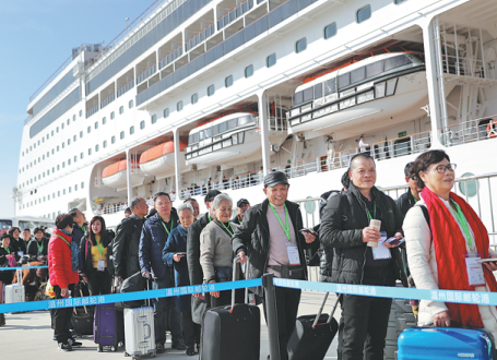 Aging population brings business for travel sector