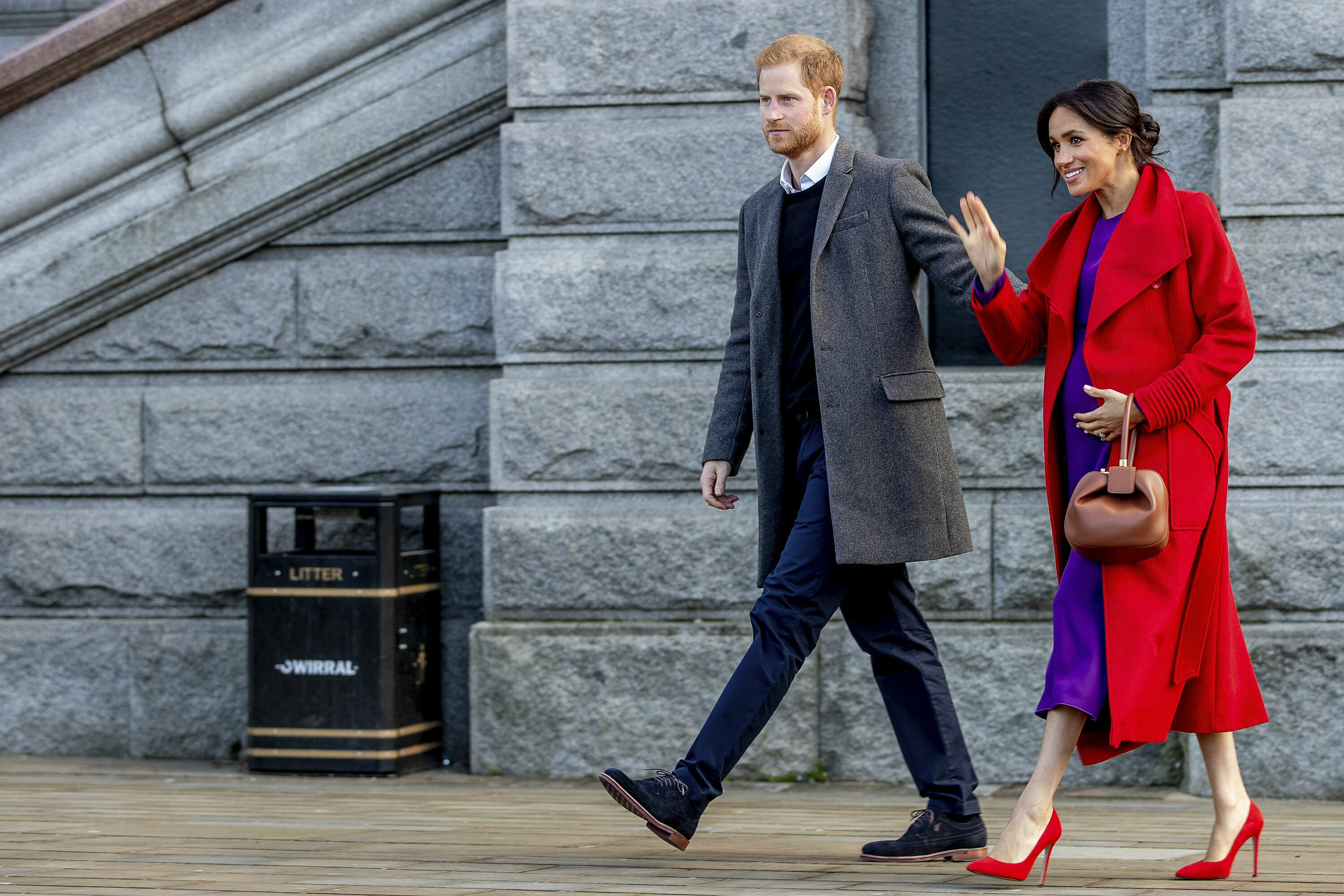 Baby boy or girl? It seems Harry and Meghan don't know yet