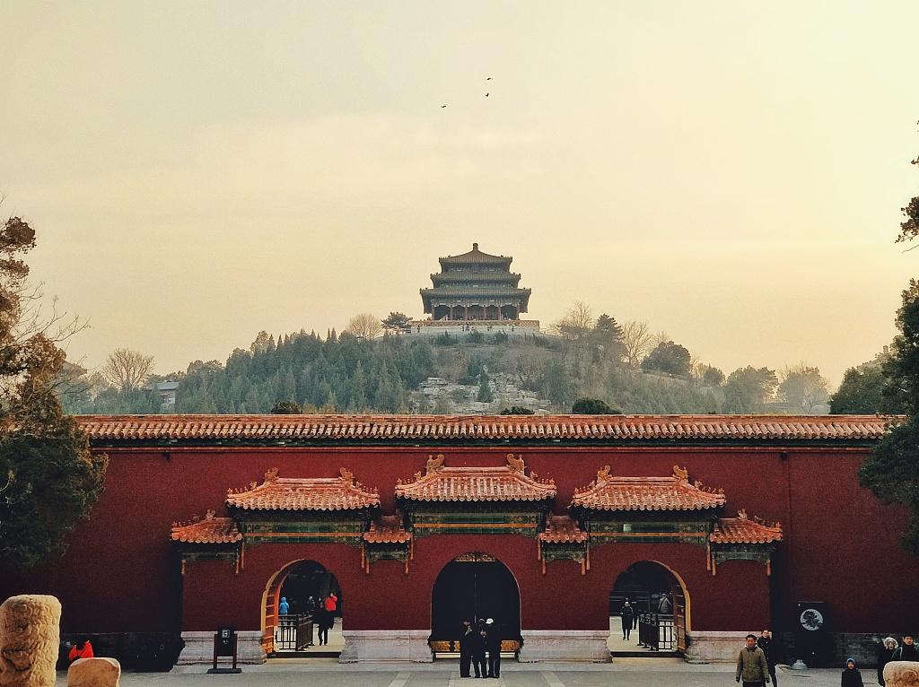 Jingshan Park aids Beijing's preparation for UNESCO list