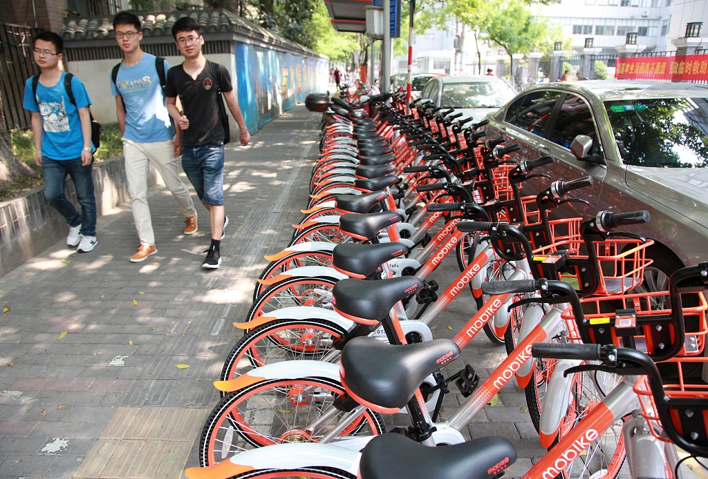 China seeks healthy development of sharing economy