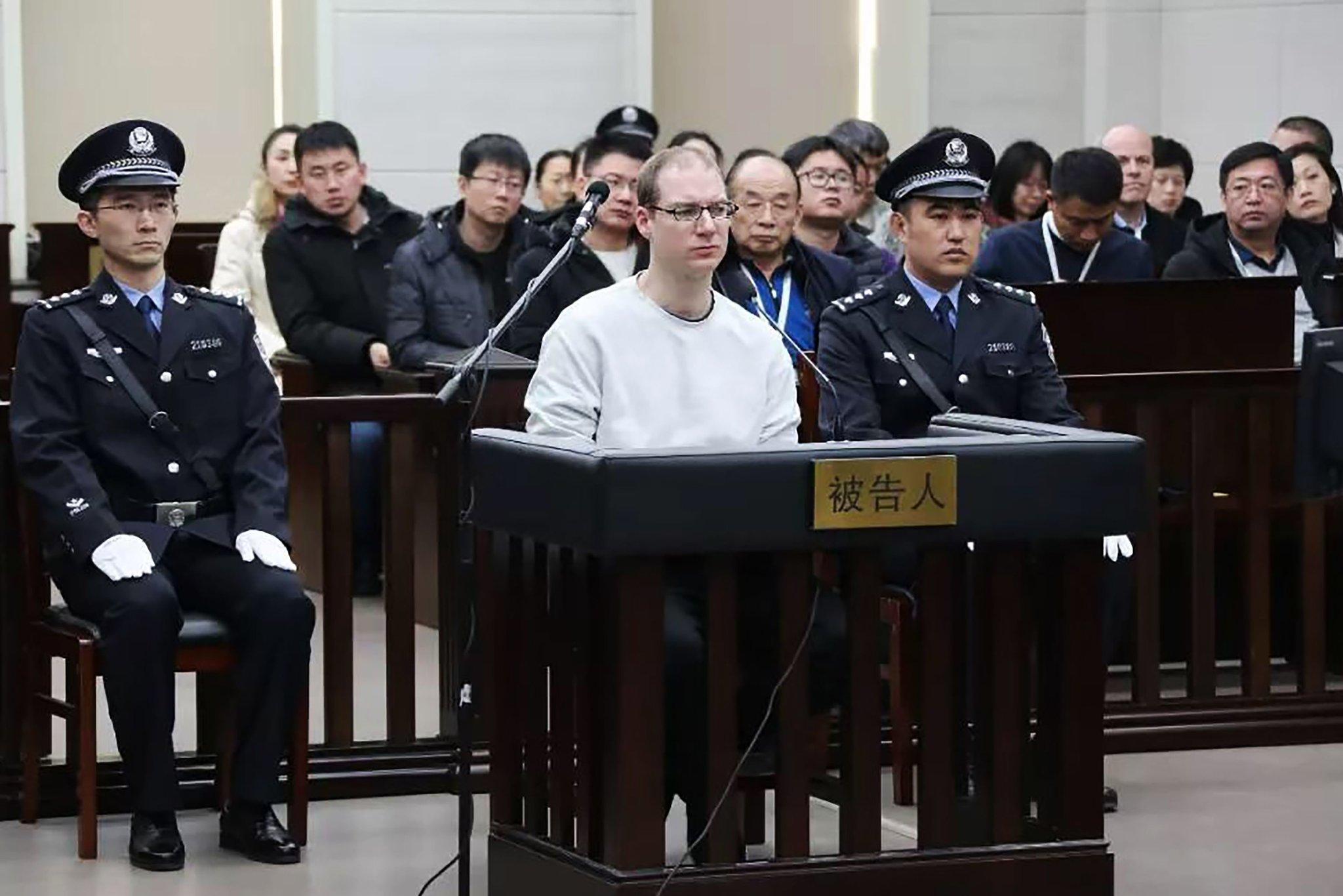 Beijing urges Ottawa stop wrongly criticizing Chinese court decision