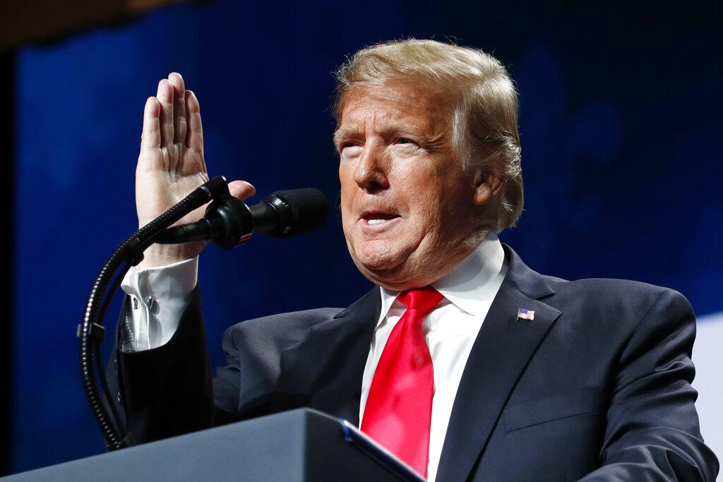 Trump says solution to shutdown impasse 'so simple'