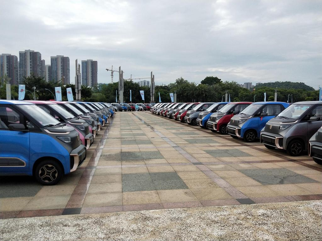 Indonesia keen to accelerate plans to produce electric vehicles: official