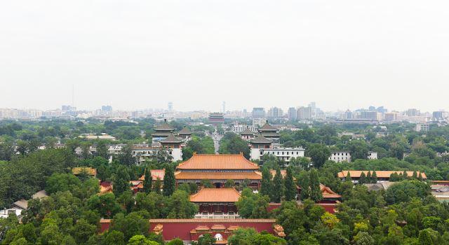 Beijing's imperial park restored to prepare for UNESCO list