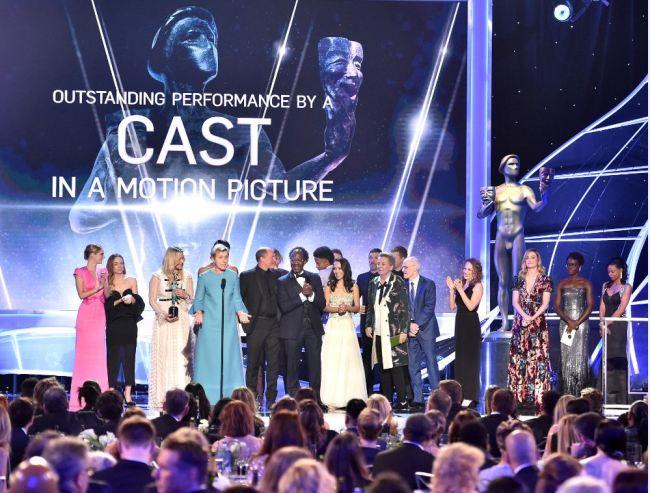 Screen Actors Guild slams film academy for Oscar tactics