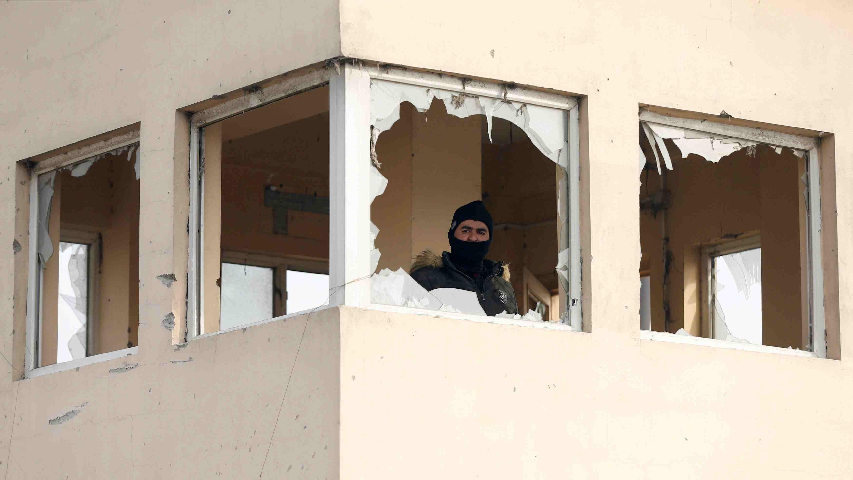 Afghan Taliban claim lethal car bomb attack in Kabul