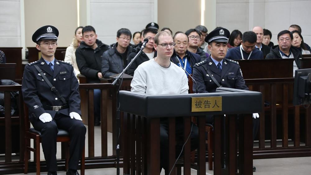 Canadian drug smuggler sentenced to death had a criminal record in 2012