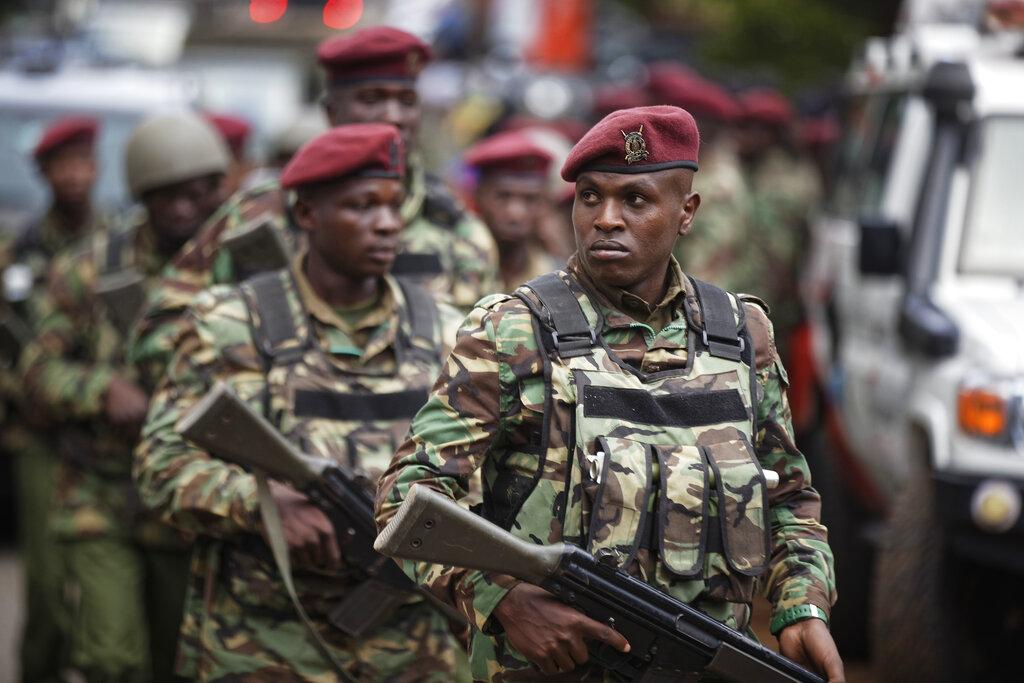 Kenya forces still securing hotel after extremist attack