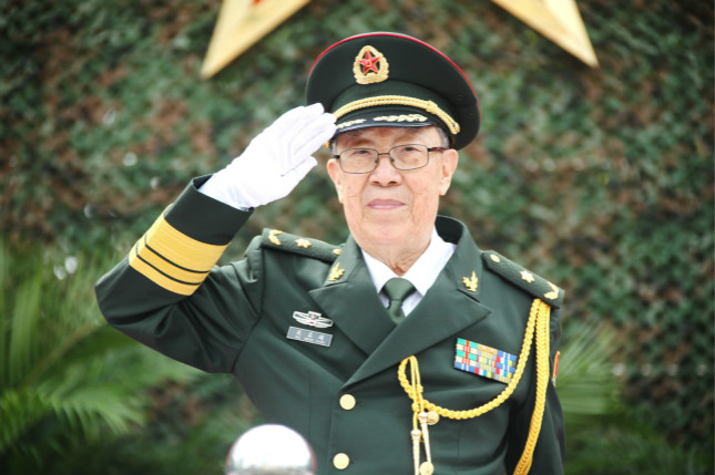 China's 'father of hepatobiliary surgery' Wu Mengchao retires at 97