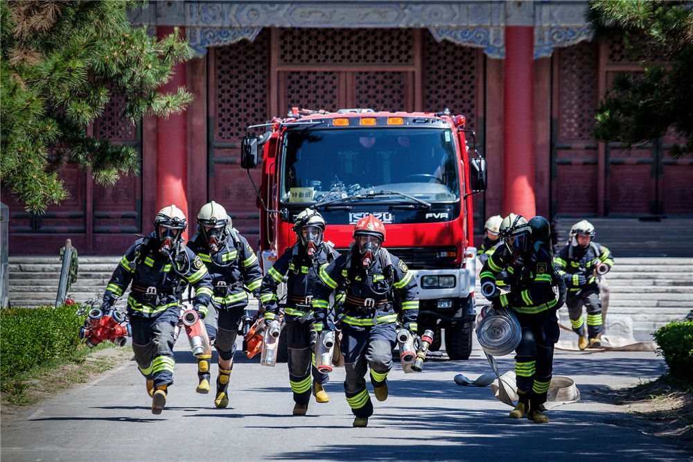 Standards for firefighters rise as new guidelines take effect
