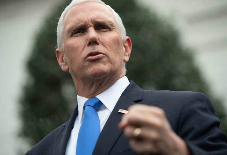 Pence: US will ensure 'ISIS does not rear its ugly head again'