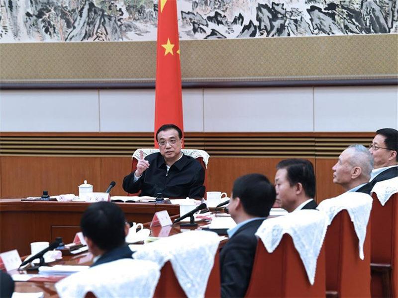 China to keep economic growth within reasonable range: Premier Li
