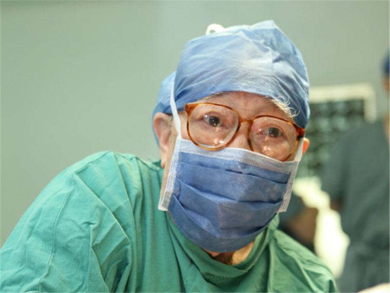 Father of Chinese hepatobiliary surgery Wu Mengchao retires at 97