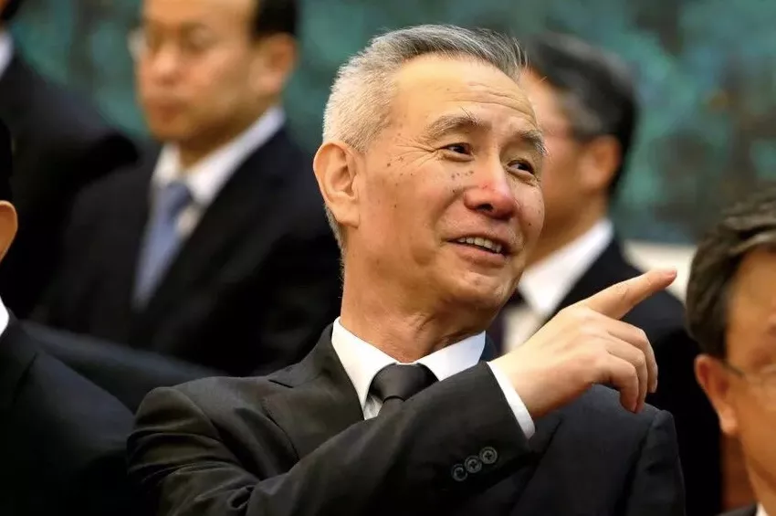 Chinese vice premier to visit the US this month for trade talks