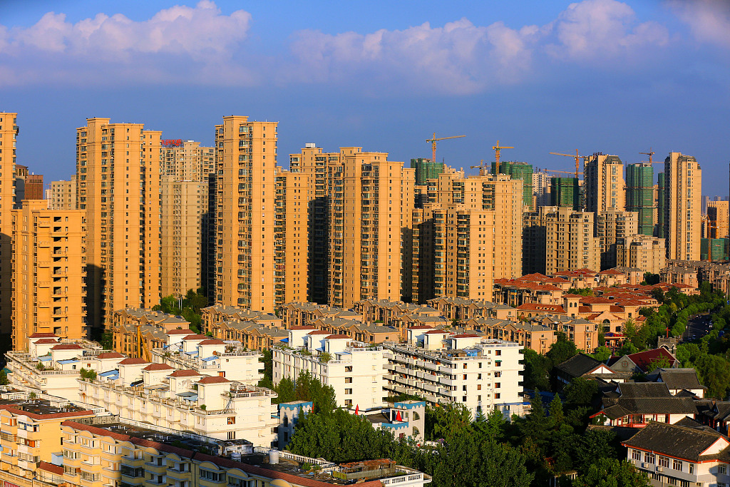 China's real estate loans drop as new yuan loans hit $2.4 trillion in 2018
