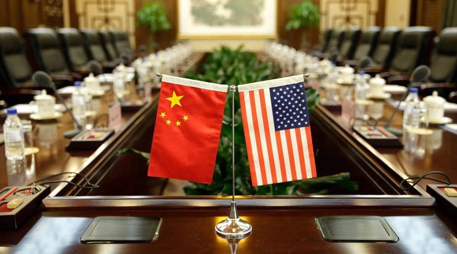 China urges US to build strategic mutual trust