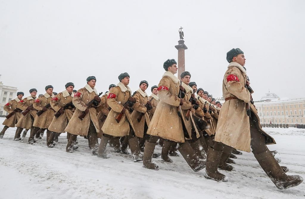 St. Petersburg to honor Siege of Leningrad
