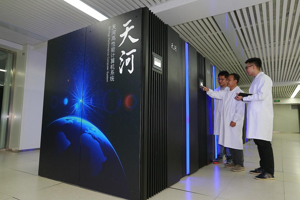 China tests prototype of Tianhe-3 supercomputer