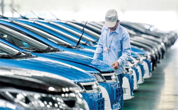 Global e-vehicle sales reach 2.1 mln in 2018