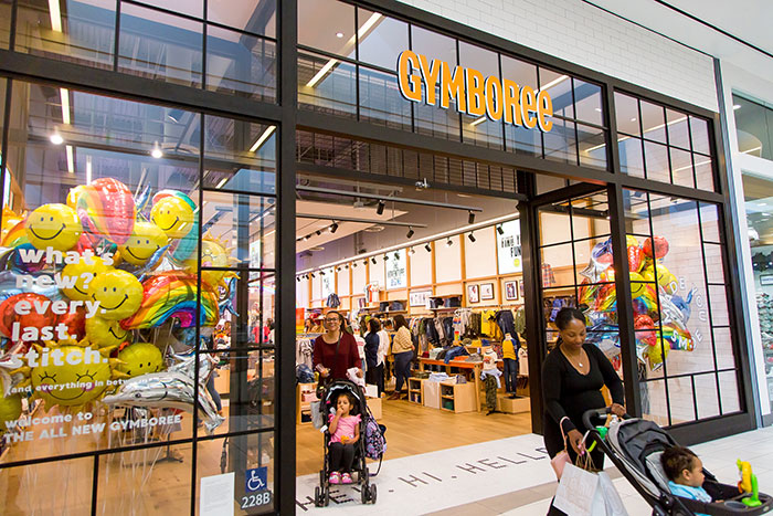 US child clothing retailer Gymboree files for bankruptcy again