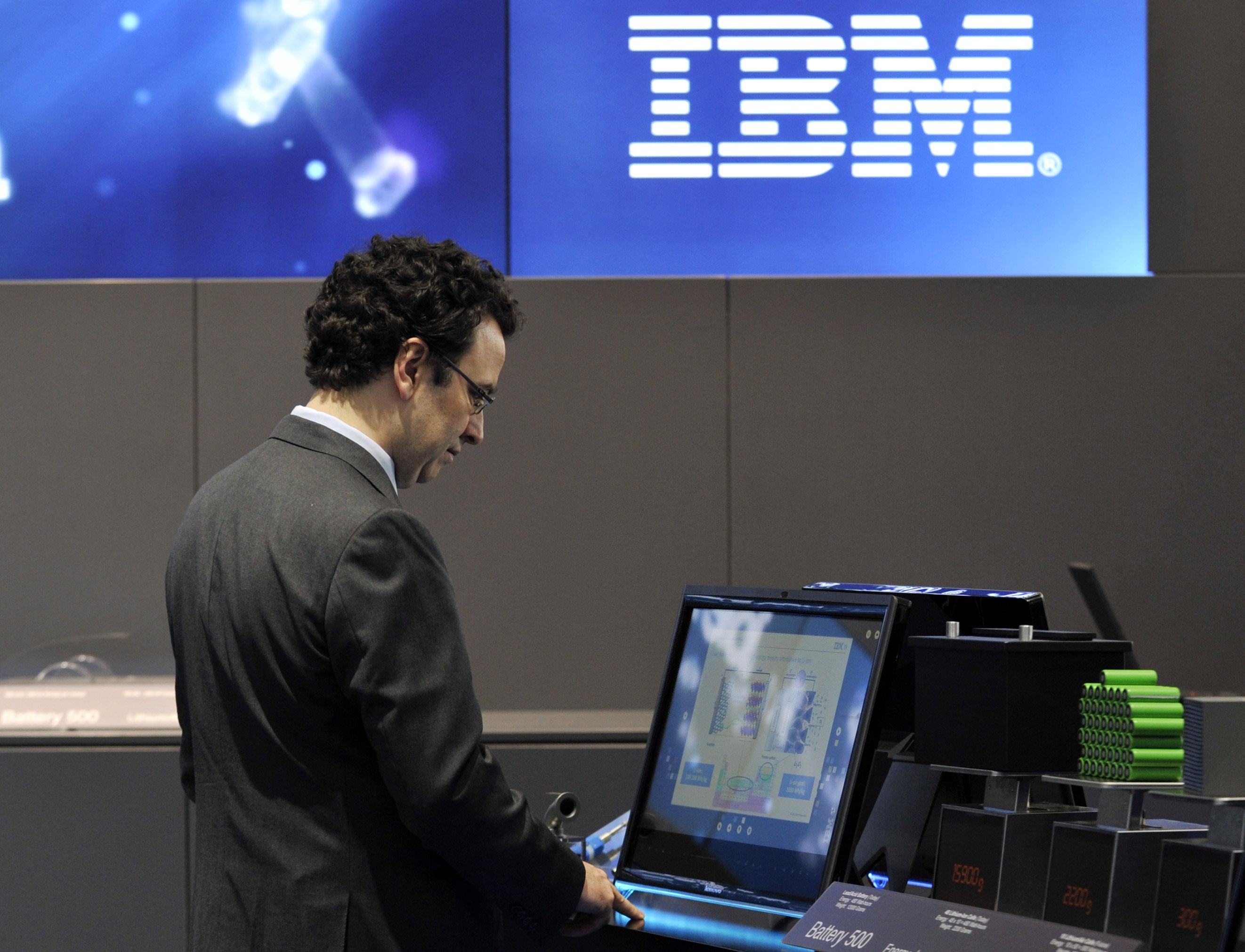 IBM opens headquarters with R&D; centers in Shanghai