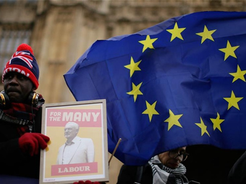 EU to change agreement if UK's red lines change