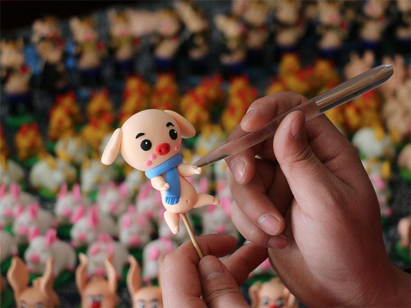 Chinese New Year preparations across China